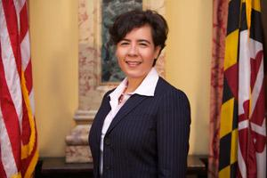 Dr. Oxiris Barbot is the city's health commissioner.