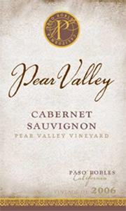 Pear Valley Winery, of Paso Robles, Calif., is signed up to ship wine into Maryland.