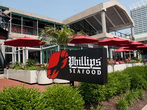 Phillips Seafood is vacating its signature Harborplace space in September.