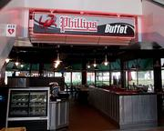 The Phillips Seafood Buffet inside Harborplace.