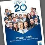 BBJ's 2011 Power 20 winners