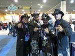 Super Bowl XLVII: Ravens fans soaking up experience in New Orleans