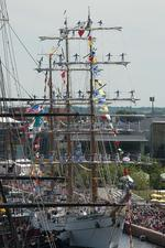 Photos: Tall ships, vessels arrive in Baltimore