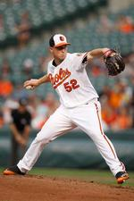Orioles' Steve <strong>Johnson</strong> pitches St. Paul's in radio ad