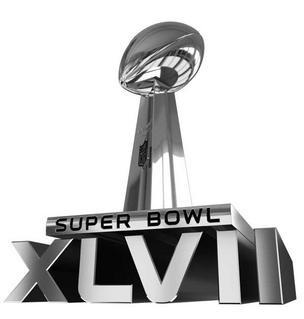 Super Bowl XLVII will take place Feb. 3 in New Orleans.