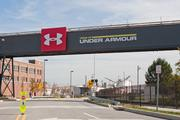 Under Armour completed a deal in July to buy its Tide Point headquarters in Locust Point for $58 million. The company has since unveiled a massive expansion plan of the development.
