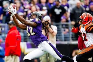 Torrey Smith, Baltimore Ravens