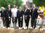 Towson breaks ground on $62M arena