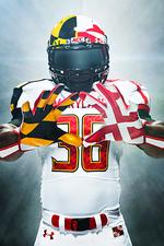 Under Armour grabs attention, mixed reviews for 'bold' Maryland uniforms