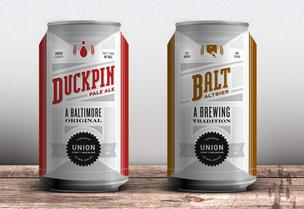 Union Craft Brewing beers