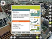 The new promotional app of Baltimore provides details on the city's tourism attractions.