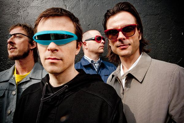 Rock band Weezer will headline the inaugural Charm City Music Festival on Sept. 15.