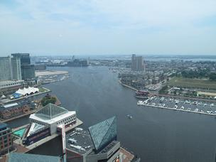 Top of the World Trade Center, Baltimore