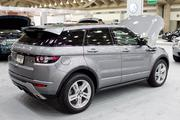 The Range Rover Evoque is the company's newest luxury compact crossover.