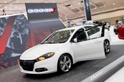 The return of the Dodge Dart as a 2013 subcompact model.