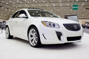 The 2012 Buick Regal GS is not your grandfather's car.