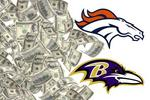 Ravens playoff games command top advertising dollars
