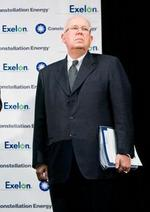 Exelon CEO is open to negotiations with Maryland officials