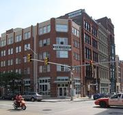 The Avalon Centerpoint apartment complex was one of the first residential makeovers on the city's west side.