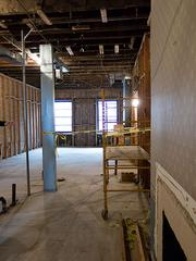 """When construction on the 35,000-square-foot Ivy is complete, the hotel will include a private spa, music room, tea room, library and breakfast room. Each of its 18 guest rooms will be custom designed — no two will be the same.""""The concept is when you stay here, you're at home,"""" said Marty Azola, president of Azola Cos. """"Not everyone wants to stay in a contemporary large hotel and there is no comparable boutique."""""""