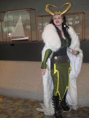 An attendee at Otakon 2012. The event runs July 27-29 in Baltimore.
