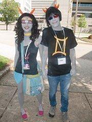Otakon, a Japanese anime convention, runs July 27-29 in Baltimore.