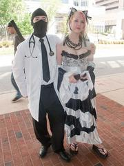 Otakon 2012, a Japanese anime event, started Friday at the Baltimore Convention Center.