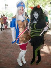 Otakon 2012 started Friday at the Baltimore Convention Center.