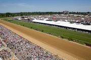 A record 121,300 people attended the 137th Preakness on May 19 at Pimlico Race Course in Baltimore