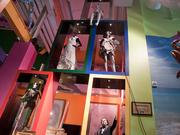 An exhibit on the second floor of Ripley's Believe It or Not's new Baltimore museum along the Inner Harbor.
