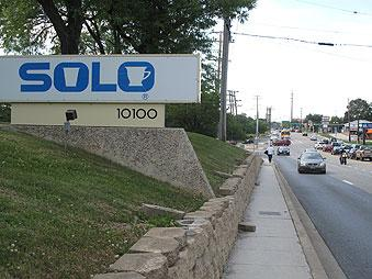 The rezoning of the former Solo Cup factory in Owings Mills will pave the way for a shopping center anchored by a Wegmans supermarket.