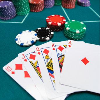 Harrah's Cherokee Casino & Hotel expects to add live games this month.