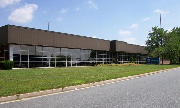 Belcamp paid $6.9 million for this Riverside Business Park building.