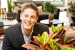 Entrepreneur plants plan for greening Md. offices