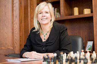 Cathy Werner says low interest rates could attract buyers to the market.