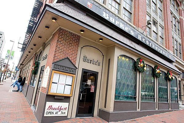 Burke's has been a downtown mainstay.