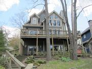 Jon Bell's new listing, 44 Glendaloch Lane in Deep Creek Lake, hit the market May 1 at $869,000.