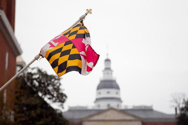 Maryland ranks No. 26 on a new list of the best managed states in the U.S.