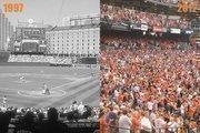 Orioles attendance: 1997: 3,711,132 fans 2012: 2,102,240 fans