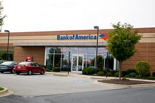 Bank of America has about 3,800 employees in the Baltimore area.