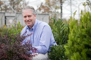 Brian Akehurst is the fifth-generation owner of Akehurst Landscape Service.