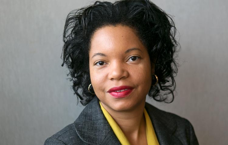 Kimberly Brown is founder and CEO of Amethyst Technologies in Baltimore.