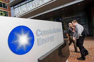 Constellation Energy headquarters employs 3,500 in downtown Baltimore.