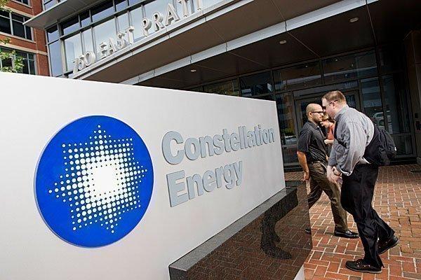 Constellation Energy's headquarters at 750 E. Pratt St. downtown