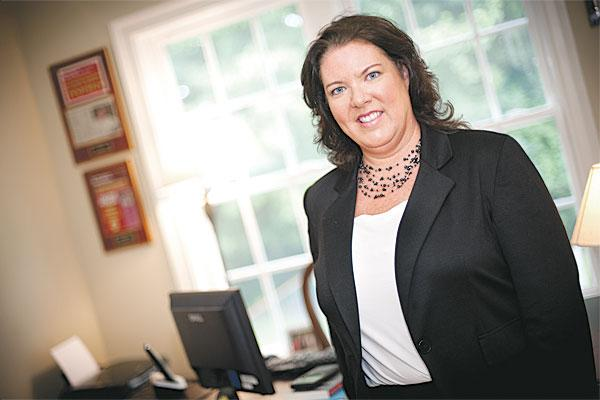 Kathleen Dorsey decided she needed to start her own company — again. Her longtime mortgage business fell victim to the Great Recession.