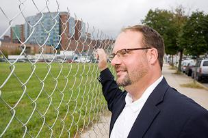 Jefferson Apartment Group wants to build in Baltimore, says Drew Chapman.