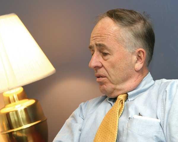 """""""We don't invest in restaurants,"""" says Abell President Robert C. Embry Jr."""