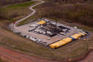 Hydraulic fracturing has raised concerns among environmentalists.