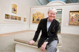 Gary Vikan says the Walters Art Museum is 'totally tapped out of space.'