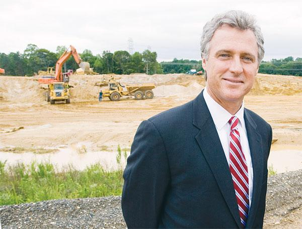 Foundry Row in Owings Mills will include an additional 20,000 square feet of office space.